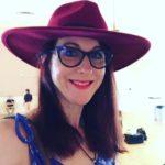 Alice in her hat